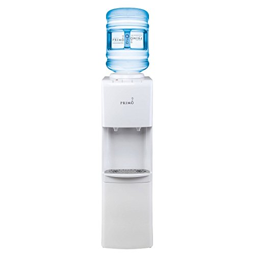 Primo Top Loading 3 or 5 Gallon Hot & Cold Water Cooler (Renewed)
