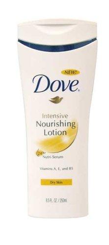Dove Cream Oil Nourishing Body Lotion 8.5 Oz ( 3 Pack)