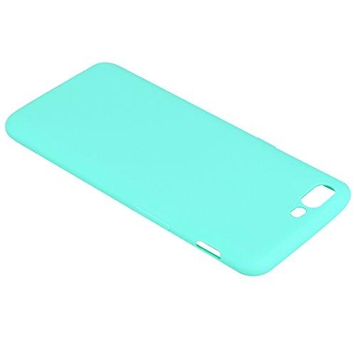 6x Cover OnePlus 5, CaseLover Ultra Sottile Satinate Opaco Morbido TPU Silicone Protettiva Copertura Custodia per OnePlus 5 (5.5 Pollici) Antiscivolo Gomma Protezione Caso Resistente alle Cadute Poste