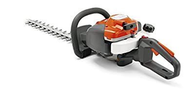 """Husqvarna 966532302 Double Sided Homeowner Hedge Trimmer, 21.7 cc/18""""/10.3 lb."""