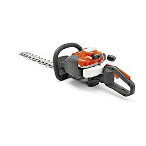 Husqvarna 966532302 122HD45 18 in. 21.7cc 2-Cycle Gas Dual Action Hedge Trimmer Orange/Gray – 21.7 cc/18/10.3 lb.