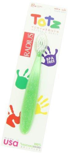 RADIUS Toothbrush, 18 months and Extra Soft