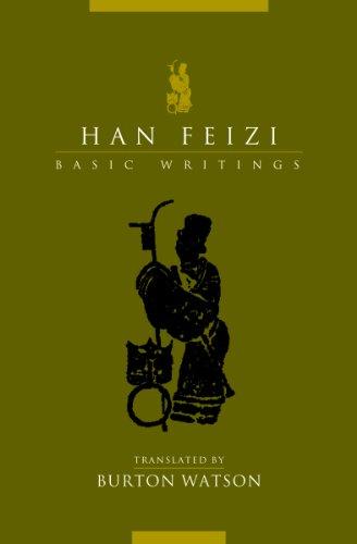 Han Feizi: Basic Writings (Translations from the Asian Classics)