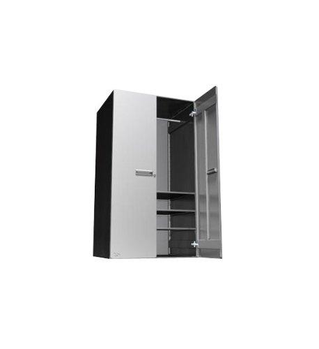 Amazon.com: Acero inoxidable Acero cochera Gabinete 30 x 54 ...