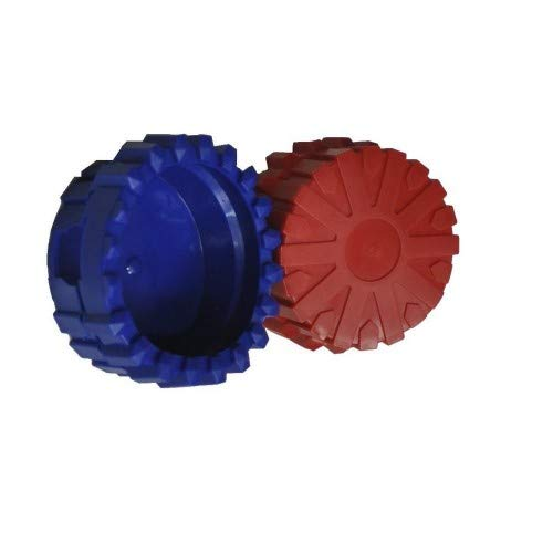 (PROTECTIVE GAUGE BOOTS (RED AND BLUE) GB25S UNIWELD)