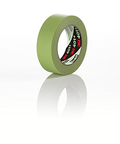 3M High Performance Green Masking Tape 401   48 Mm X 55 M  Case Of 12