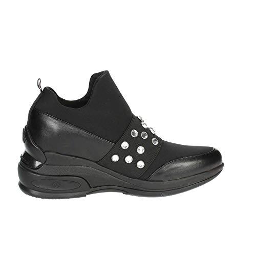 Donna Sneakers Fornarina Alta Nero Pi19daily1 tR8qZ