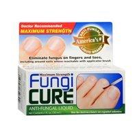 Fungicure Anti Fungal Liq Size 1z Fungicure Anti Fungal Liquid 1z ()