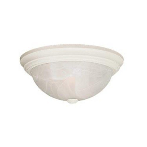 Millennium Lighting 561-WH Flush Mount (Glasses 561)