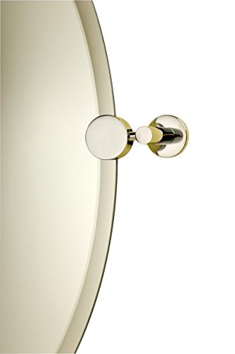 Valsan 67503NI - Porto Polished Nickel Pair of Mirror -
