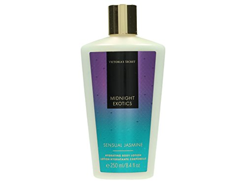 Victoria's Secret Midnight Exotics Sensual Jasmine Body Lotion (Chic For Women Body Lotion)