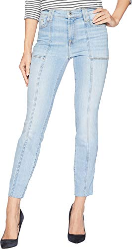 7 For All Mankind Women's Roxanne Ankle Jean, Vintage Dawn, 27 7 For All Mankind Jeans Roxanne