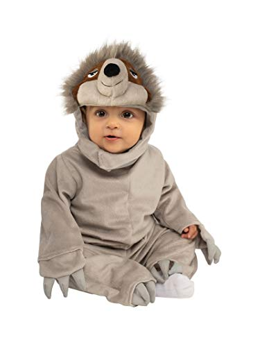 Rubie's Costume Sloth Infant Grey Animal Costume