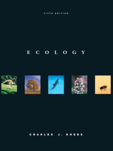 Ecology: The Experimental Analysis of Distribution and Abundance: Hands-On Field Package (5th Edition)