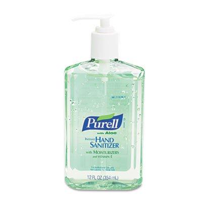 Purell Hand Sanitizer w/Aloe 12oz Pump