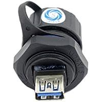 SMAKN® M25 Waterproof USB3.0 Coupler