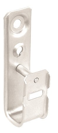 3/4 Inch Stainless Steel J Cable Support Hook-10 per case