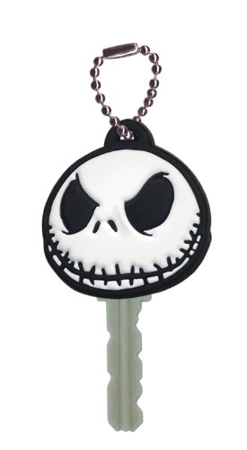 (Disney Jack's Head Keyring Key Holder)