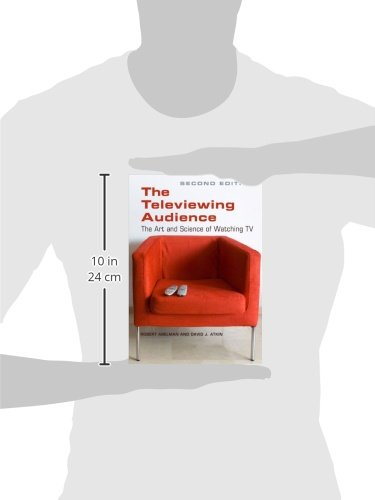The Televiewing Audience: The Art and Science of Watching TV by Brand: Peter Lang International Academic Publishers