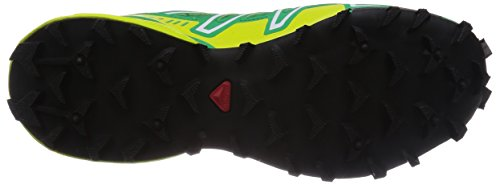 Salomon Speedcross 3 GTX, Scarpe sportive, Uomo Real Green/Gecko Gree