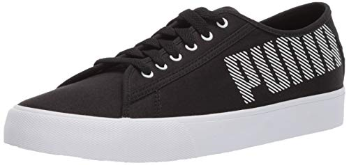 PUMA Men's Bari Bold Sneaker Black Whit, 11.5 M US