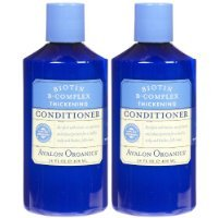 Avalon Organics Biotin B-Complex Thickening Conditioner - 14 oz - 2 pk (Avalon Nutrition Conditioner)