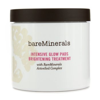 Bare Escentuals Day Care 60Pads Bareminerals Intensive Glow Pads Brightening Treatment For Women