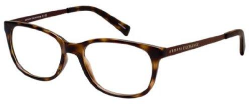 Armani Exchange AX 3005 Women's Eyeglasses Tortoise - Giorgio Exchange Armani