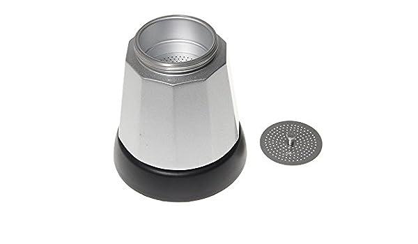 Caldera para máquina de café Alicia Plus 6 tazas EMKP 63 De Longhi ...