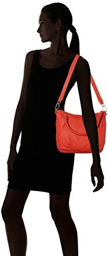 bolsos Rojo Shoppers y Ginaf8 Berlin Mujer Liebeskind de Hibiscus Vintag hombro UwAqXWOR