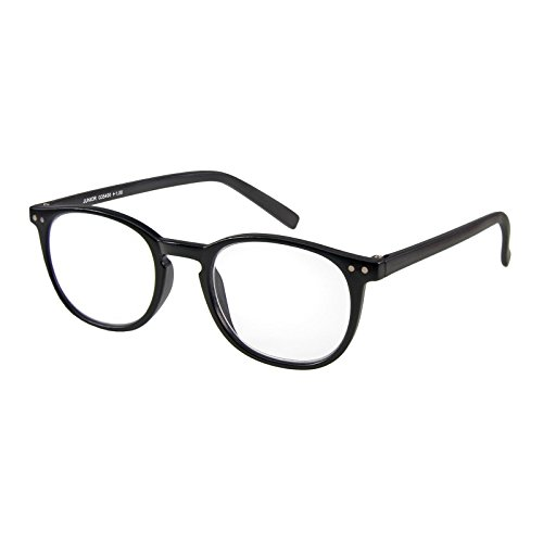 I Need You Black Plus 2.5 Spherical Lesebrille Junior Reading Glasses by I NEED YOU