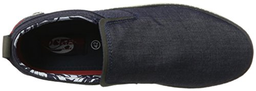 Blu Dockers Mocassini 38se016 by Gerli 600 732600 Uomo Blau zz6YqZv