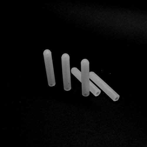50pc X 2,03 mm x 19,05 mm High Temp Silikon Kappen, Pulverbeschichtung, Masker Vital Parts SIC008