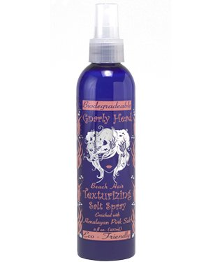 Gnarly Head Biodegradable Beach Hair Texturizing Salt Spray - Gnarly Head