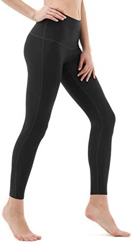 Tesla Yoga Pants High-Waist Tummy Control w Hidden Pocket FYP42