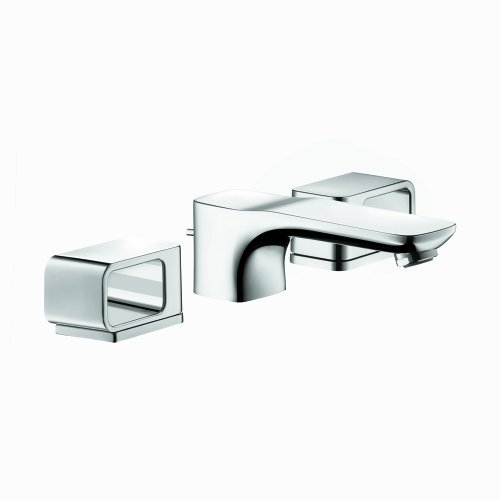 AXOR AXOR Urquiola  Modern 2-Handle  2-inch Tall Bathroom Sink Faucet in Chrome, 11041001
