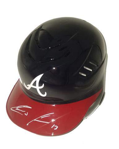 Ronald Acuna Jr. Autographed Atlanta Braves Full Size Batting Helmet