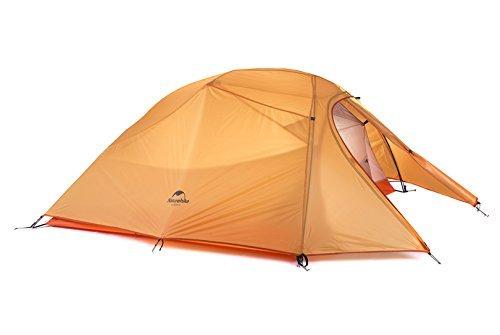 被害者ラッドヤードキップリングスーツケースNaturehike 3人屋外キャンプダブルテント超軽量防水テント