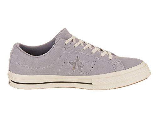 Converse Purple Mehrfarbig Silver Sneakers Egret Unisex OX Star Provence One Lifestyle Erwachsene 558 rCqHar
