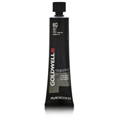Goldwell Topchic Hair Color Coloration (Tube) 6G