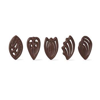 Belgian Chocolate Decoration Exclusive Assortment - 310 pces