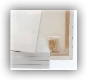 1 Keilrahmen 40x140 mit 3,8 cm Leistenstärke 3D Rahmen