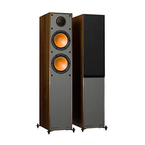 Par de Caixas Acústicas Torre para Home Theater, Monitor Audio, SM200WN, 120 W