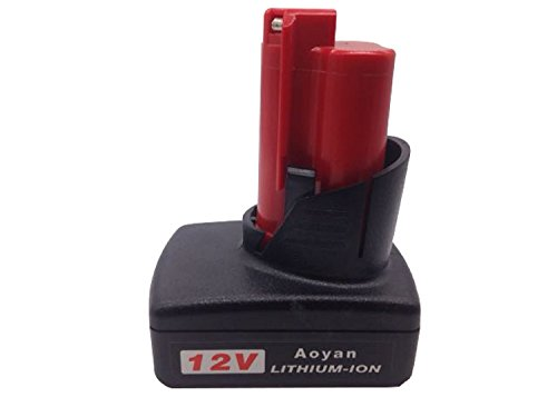aoyan-for-milwaukee-m12-12v-5000mah-lithium-ion-cordless-tool-battery48-11-2440-48-11-2402-48-11-241