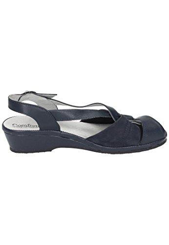 Comfortabel Donna Sandalo Blu Blu