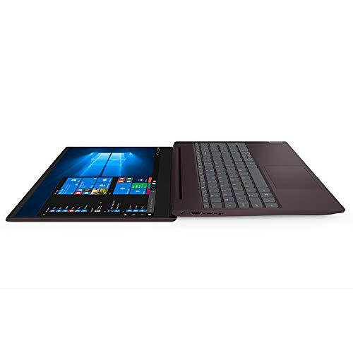 """Lenovo ideaPad 15.6"""" HD Business Laptop, 4GB RAM, 1TB SSD+2TB SSHD, Core i3-8145U up to 3.90 GHz, UHD Graphics 620, 1366x768, USB-C, Bluetooth, SD Card Reader, Win 10, Dark Orchid"""