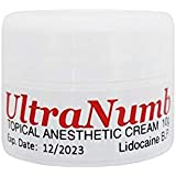 10g UltraNumb Anesthetic Skin Numbing Cream Numb Tattoo Laser Piercing Waxing FAST SHIPPING