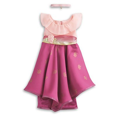American Girl Rebecca Rebecca's Movie Dress