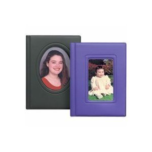 Pioneer Photo Albums Kz46 4' X 6' Mini Brag Book Assorted Colors