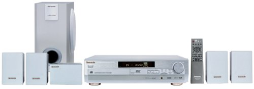 Panasonic SC-HT75 CD Home Theater Compact Stereo System (Discontinued by Manufacturer)